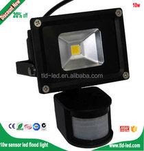 230v light led flood 10w led sensor flood light 30w ip44