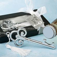 Wedding Key to My Heart Collection key design Bottle Opener
