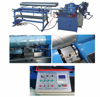 "INT'L ""SLMT"" Brand Spiral Tube Forming Machine SBTF-1602"