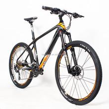 city bike in carbonio completo lega full bicicletta mtb telaio in carbonio in mountain bike