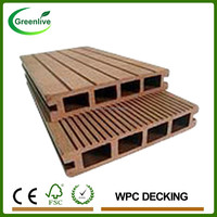 Outdoor Cheap Composite Decking Material IPE Decking