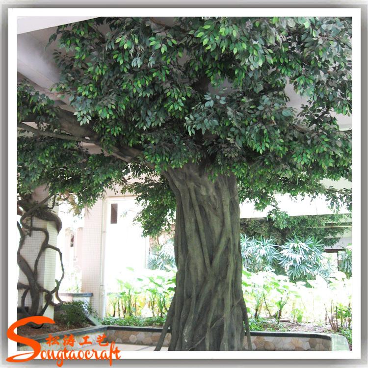 Gros durable arbre artificiel pas cher artificielle arbres for Plante artificielle solde