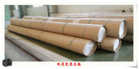 pulp and paper industry using fiberglass needle felt in paper production process