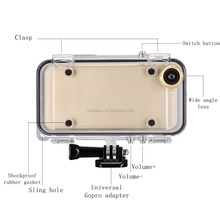 new item ip68 waterproof case for swimming/ cellphone case for iPhone 6