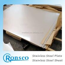 High standard Stainless Steel Plate Supplier, Distributor & Stockholder