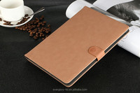 High Quality Classic Retro Fashion PU Leather Case Smart Cover Protective Book Case For iPad Mini 1/2