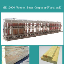 MH12000 Vertical Wooden Beam Composer for Woodworking/Block Board Press/Vertical Hydraulic Press