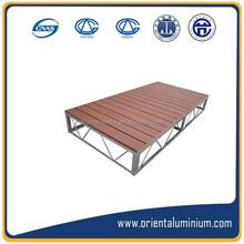 aluminum deckinh/ Decking aluminium/porch