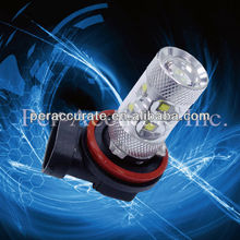 50W H8 H11 9005 9006 H4 H7 10 LENS LED For Car Headlight Bulbs Lamps