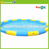 sacco inflatable deep pool,large inflatable pool toys