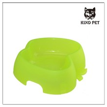 hot sale pet shop products funny apple shape pet bowl cat bowl