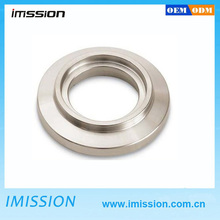 CNC turning natural anodized aluminum polishing spare parts