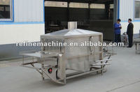 glass bottle/can washer /glass jar cleaning machine