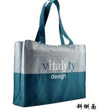 polyester luggage bag/ polyester conference bag 600d polyester shoulder bag