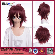 In stock wigs china manufacturer wholesale alibaba top quality celebrity wig for AMNESIA SHIN