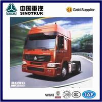 SINOTRUK HOWO RHD 6 Wheeler Tractor Truck Head