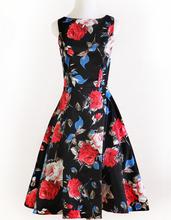 libre pequeño vestido boho mínimo proveedor mayorista de talla grande bohemia hippie personalizada vestidos años 50
