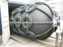 Marine ship parts marine fenders for batam shipyard
