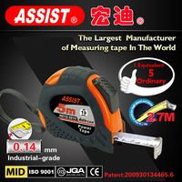 2015 hot sale Easy read tape in feet and metres wholesale retractable tape measure to print