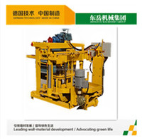 Automatic Block Making Machine QT40-3A German technology