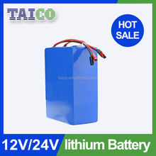 High Capacity Li-polymer Battery 12v 16ah for Security System