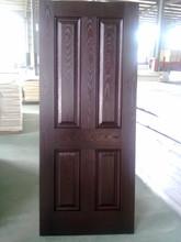 luxury design USA and Canada market fiberglass door and door skin