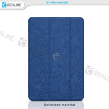 For ipad mini 4 case, leather case for ipad mini 4, clear back cover case