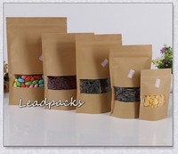 Hight-quality kraft paper bags food grade Size 15*22cm