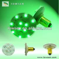 E10 AC 24V /60V Single Side Short Base 12 LEDs Fair Attraction Light