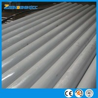 China wuxi inventory 201 stainless steel pipe weight