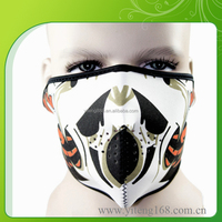 Hot Selling Comfortable Customized Neoprene Face Shield