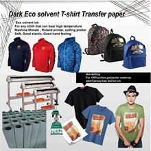 transfer paper for black or dark textiles from Nanjing