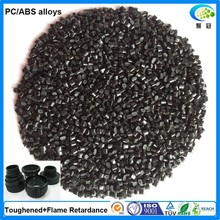 Engineering plastic alloy PC / ABS in pellets flame retardant toughened PC / ABS resin