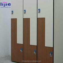 LIJIE Compact laminate Z shape lockers
