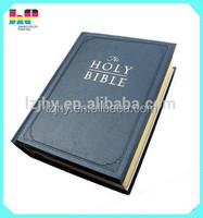 OEM factory custom cheap hardcover holy bible printing