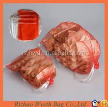 hdpe mono mesh netting bags for firewood