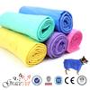 2015 Hot Selling High Water Absorption Cute Dry Microfiber Dog Bath Towel
