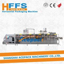 Horizontal Form - Fill - Seal Automatic plastic parts packing machine with high quality