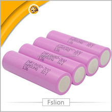 2015 newest 18650 high drain Samsung 15A inr18650 -30Q 3000mah Samsung 30Q 3.18650 lithium li ion battery