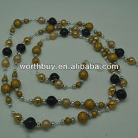 2014 vintage glass bead garland from China factory