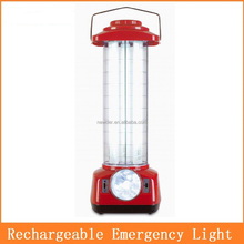 3x10W tubes camping lights led rechargable with LED Torch MODEL HT-30L