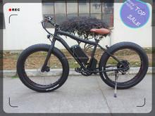Top selling 48V500W 8fun motor electric fat tire bike /snow e bike/ electric mountain bike with ce