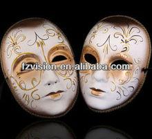 Valentine's Day Carnival Gala Venetian Couples Mask