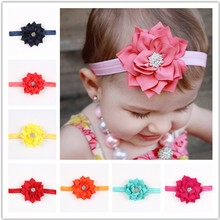 Factory Wholesale High Quality Elastic Baby Headband from China