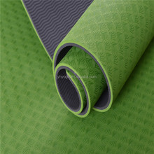 Material of TPE ,eco friendly custom yoga mat