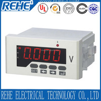 digital panel meter ac dc led digital voltmeter ammeter auto voltmeter rh-av51