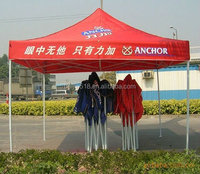 3x3m portable custom printed outdoor instant canopy