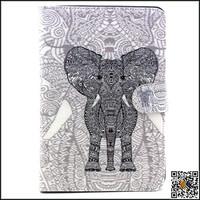 New cartoon pattern for ipad mini back cover/PU leather smart case for ipad mini