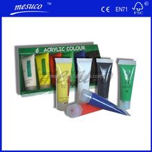 acrylic colour paints