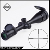 Latest outdoor deer hunting scopes Discovery VT-Z 3-12X44AOE tactical rifle scope optic